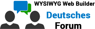 Deutsches WYSIWYG Web Builder Forum